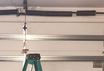 Spring Replacement Project | Garage Door Repair Sun City West, AZ